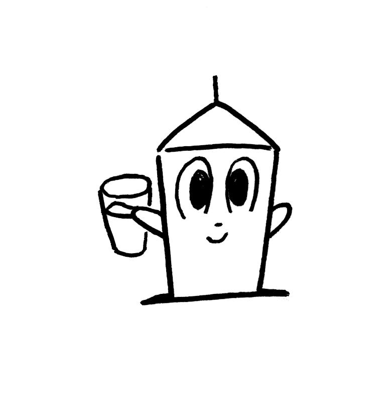 ミルク新聞のウェブサイトオープン!