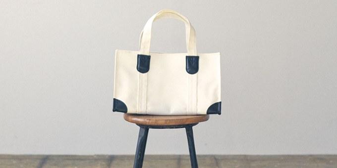 牛乳配達屋さんが使っていた鞄の復刻版