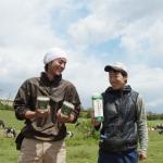 【酪農家さんへのインタビュー】ミルクエスチョン vol.3 山形県飯豊町『ながめやま牧場』遠山和也さん、小関喜幹さん