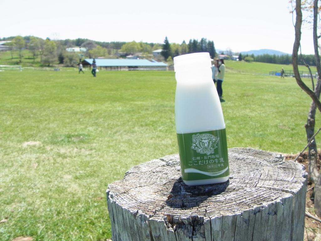 長野県の信州白樺高原「長門牧場」に行ってきました!